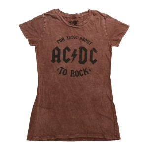 For Those Women About To Rock T-Shirt