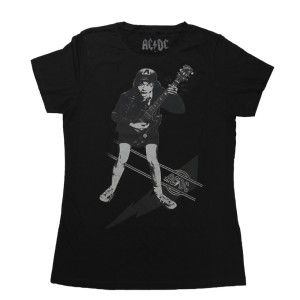 Women's Big Angus High Voltage T-shirt