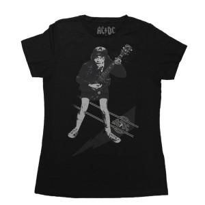 Women's Big Angus High Voltage T-shirt