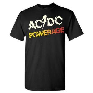 AC/DC Powerage Logo Tee