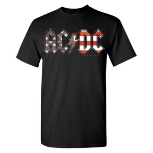 AC/DC Faded Glory T-Shirt