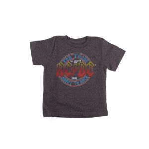 AC/DC For Those About to Rock Grey Kids T-shirt