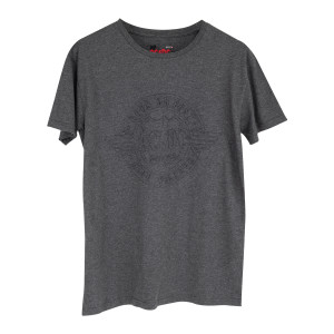 AC/DC Rock or Bust Seal Grey T-shirt