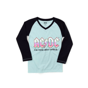 AC/DC For Those About To Rock Kids Raglan