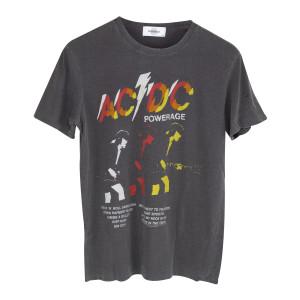 AC/DC Powerage Song Titles T-shirt
