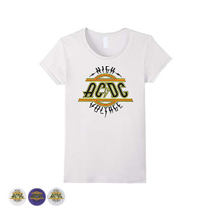 Women's High Voltage Logo T-shirt