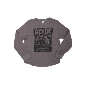AC/DC Highway To Hell Kids Longsleeve Tour T-Shirt