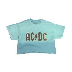 AC/DC Logo Juniors T-Shirt