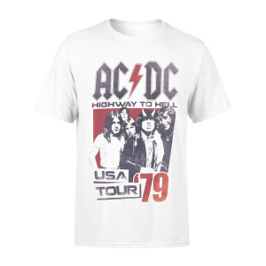 AC/DC Highway to Hell Tour T-shirt