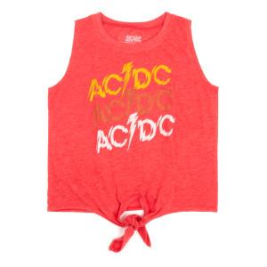 AC/DC Tied Logo Tank