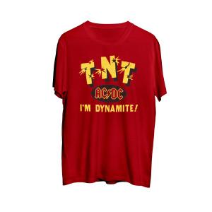 AC/DC - Red TNT T-shirt