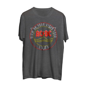 Blow Up Your Mind 1988 Retro Tour Tee