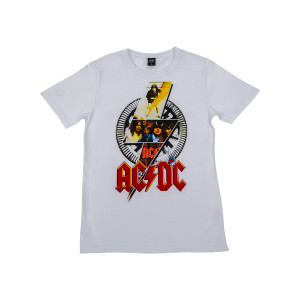 AC/DC Photo Collage T-Shirt