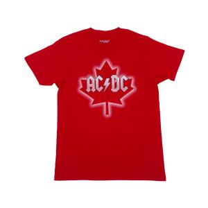 AC/DC Maple Leaf Classic Logo T-shirt