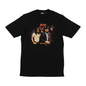 AC/DC Highway to Hell Band Photo T-shirt