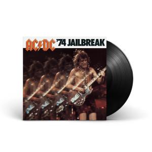 AC/DC 74 Jailbreak LP