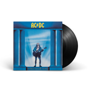AC/DC Who Made Who LP