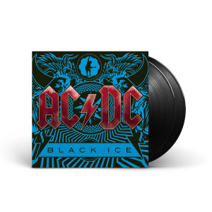 AC/DC Black Ice Double LP