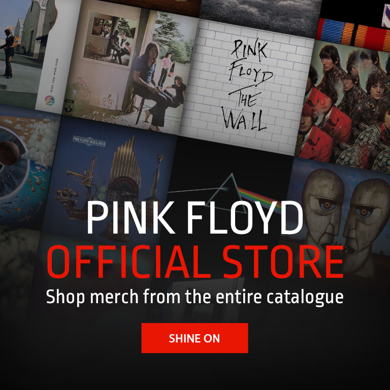 Pink Floyd Official Store