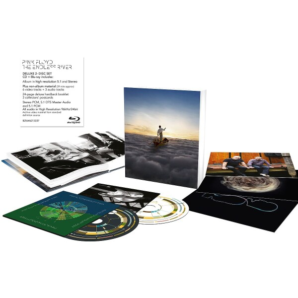 Music Tee PINK FLOYD THE ENDLESS RIVER