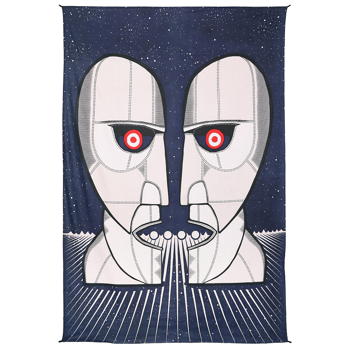 02ea81101ed1 Pink Floyd Division Bell Big Heads Tapestry | Shop the Pink Floyd ...