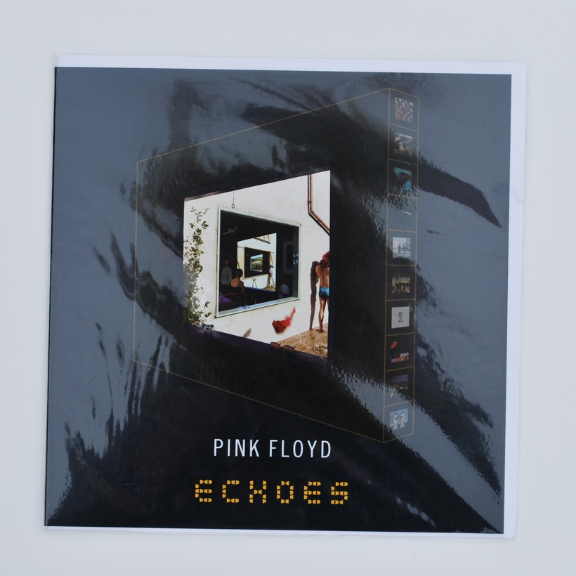 Echoes Greeting Card