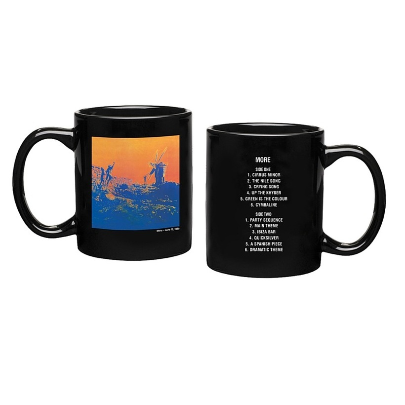 More Soundtrack Mug