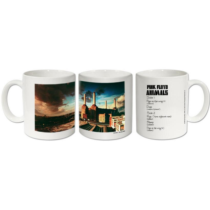 Animals Vinyl Collection Mug