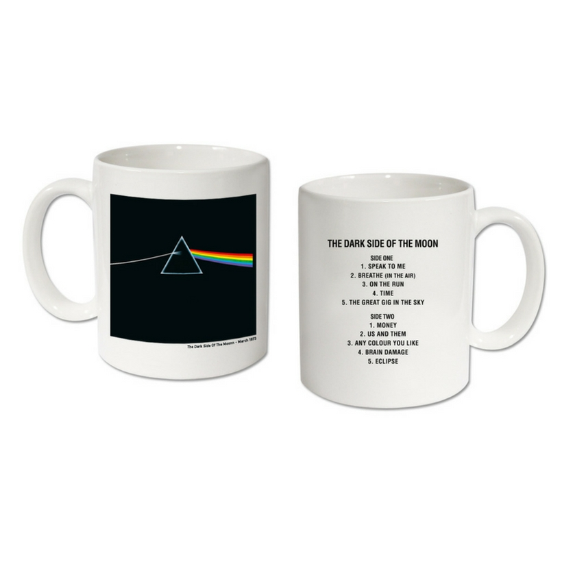 The Dark Side Of The Moon Vinyl Collection Mug