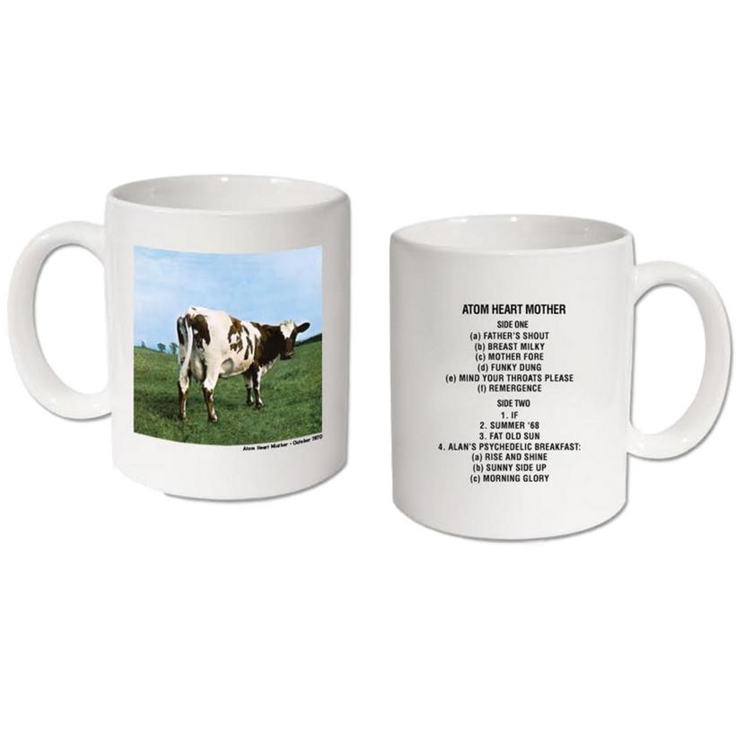 Atom Heart Mother Vinyl Collection Mug
