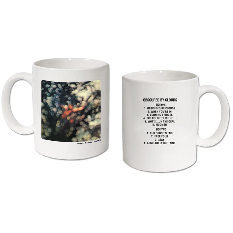 Obscured By Clouds Vinyl Collection Mug