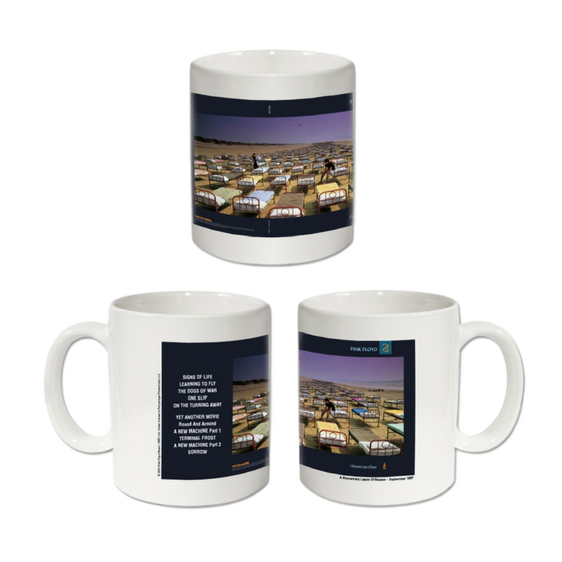 A Momentary Lapse Of Reason Vinyl Collection Mug
