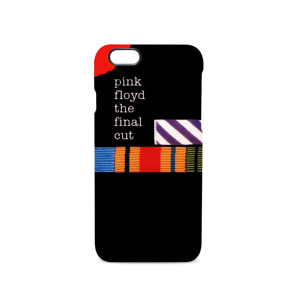 The Final Cut Cover Art Phone Case