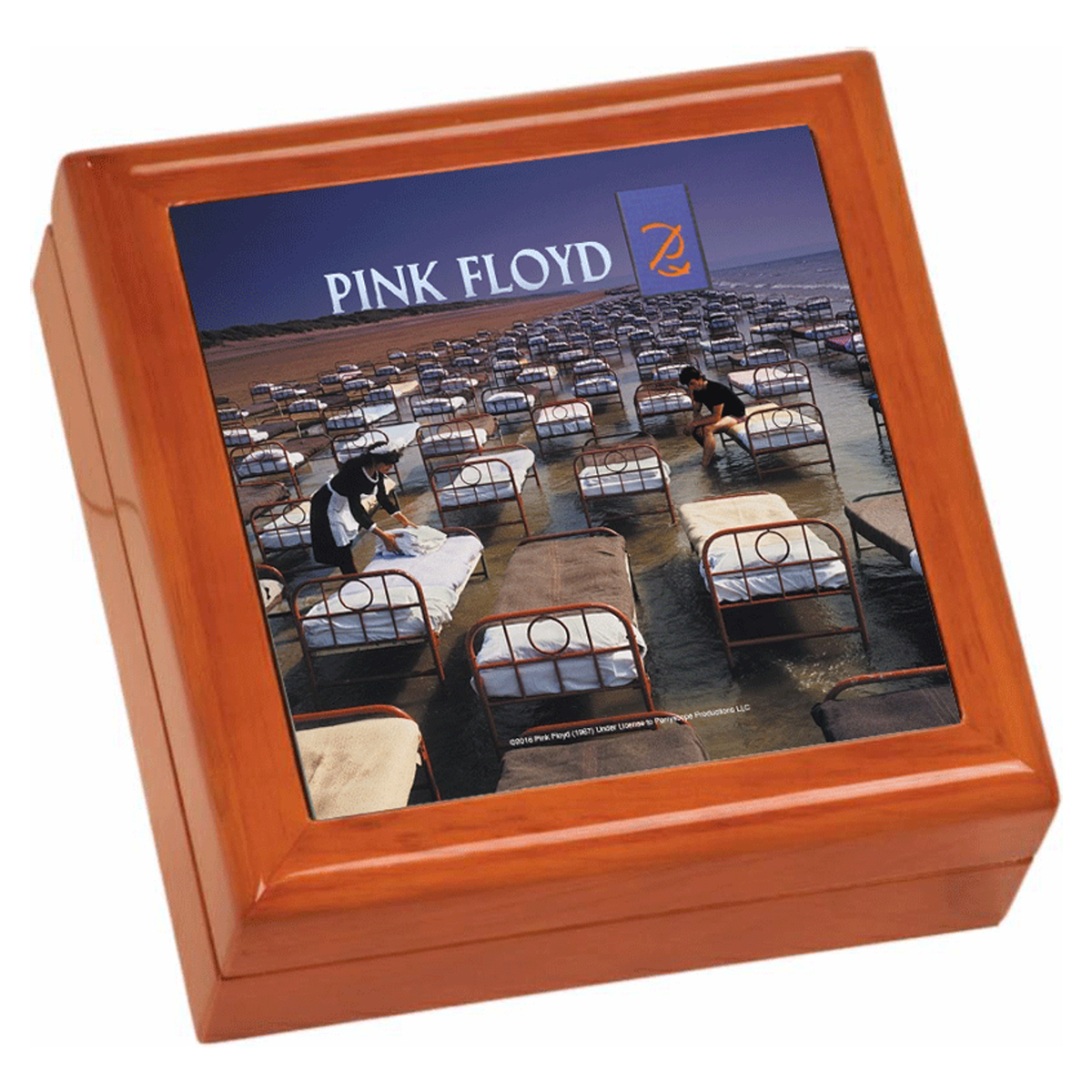 A Momentary Lapse Of Reason Wooden Keepsake Box