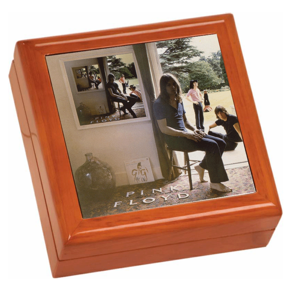 Ummagumma Wooden Keepsake Box