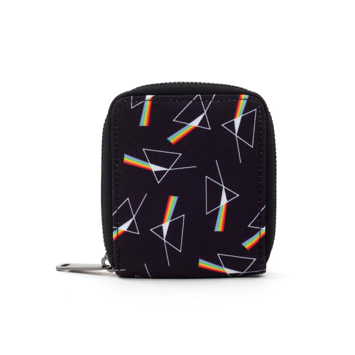 Pink Floyd The Dark Side of the Moon Zipper Wallet