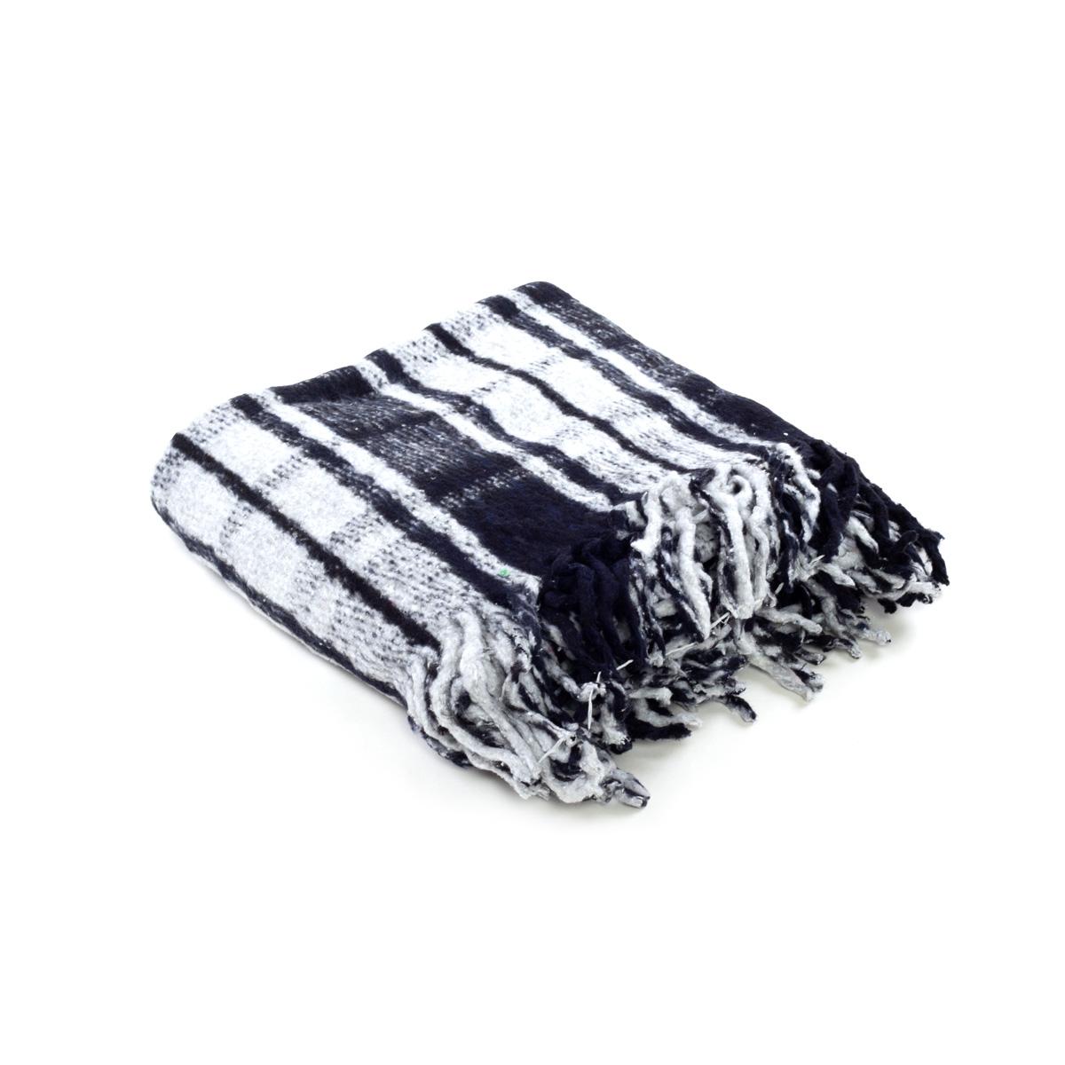 Animals Striped Blanket