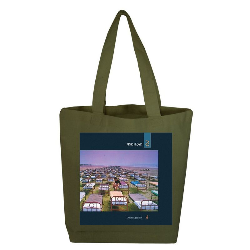 A Momentary Lapse Of Reason Olive Tote Bag