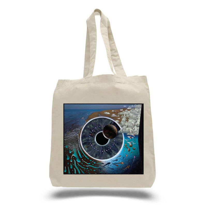 Pulse Natural Tote Bag