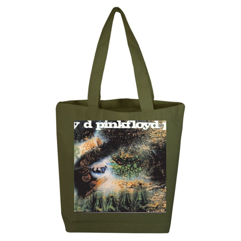 A Saucerful Of Secrets Olive Tote Bag