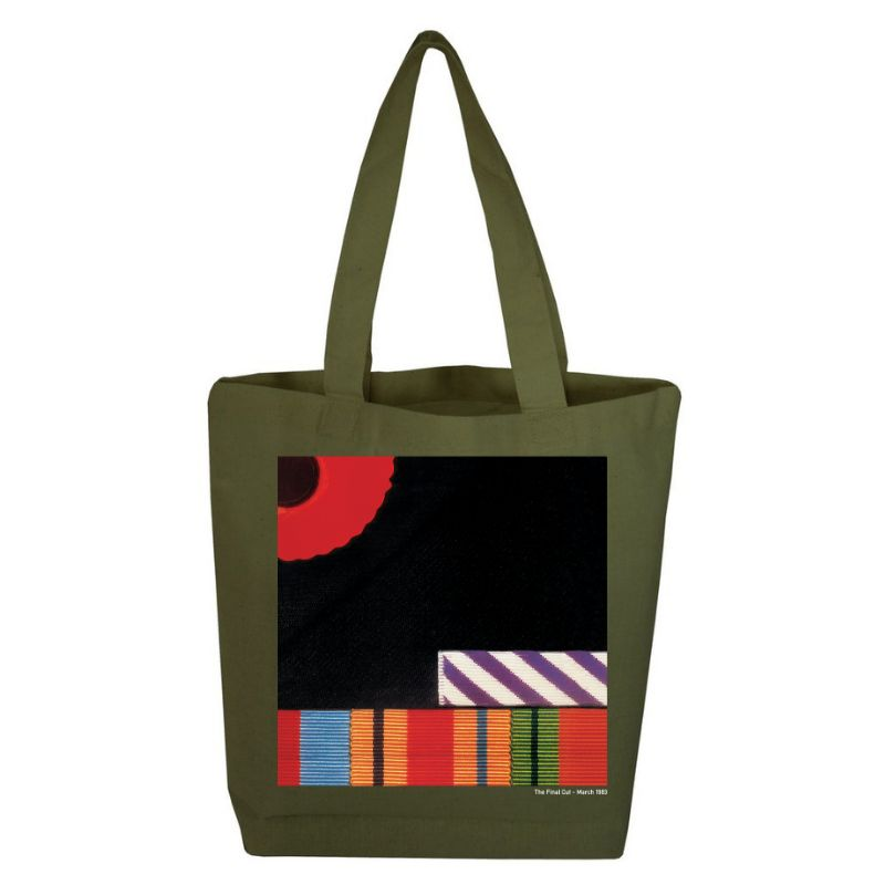 The Final Cut Olive Tote Bag