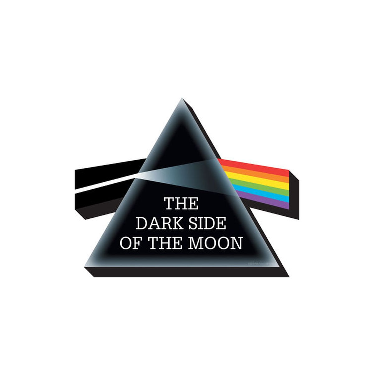 Pink Floyd Dark Side Chunky Magnet