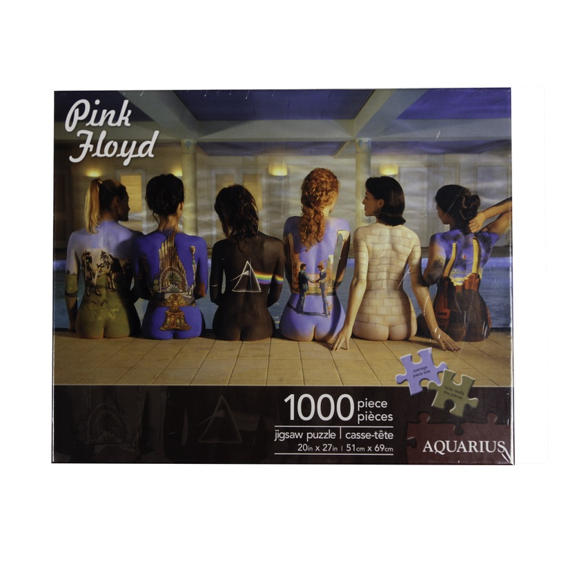 Back Catalog 1,000 Piece Puzzle
