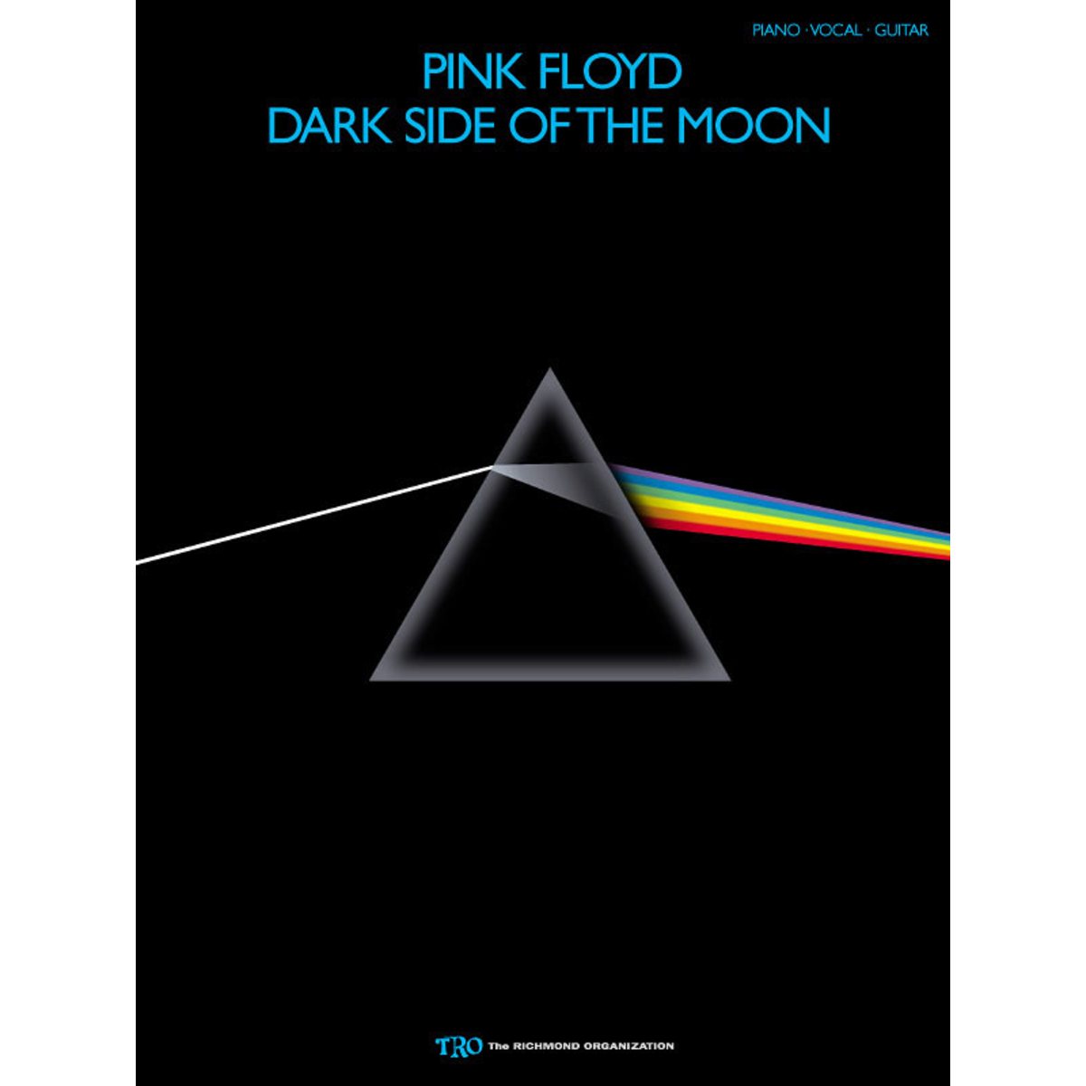 Pink Floyd - Dark Side of the Moon Piano/Vocal/Guitar Artist Songbook