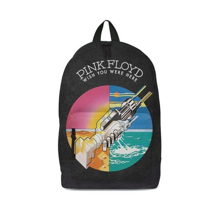 Pink Floyd WYWH Album Backpack