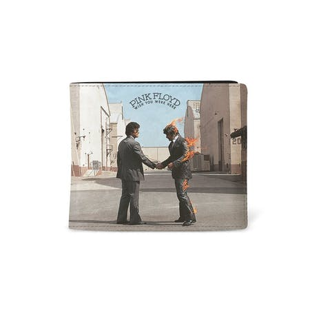 Pink Floyd WYWH Album Wallet