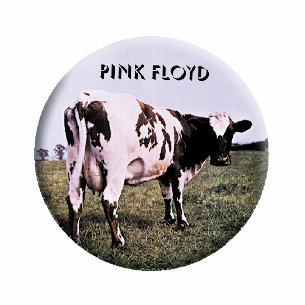 """Pink Floyd Atom Heart 1.25"""" Button"""