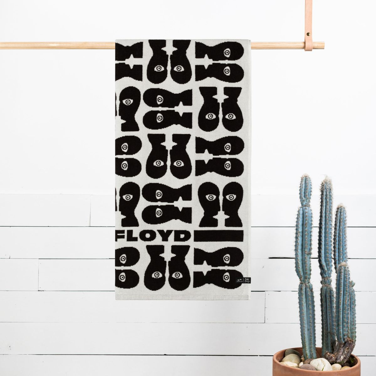 Pink Floyd Division Bells Towel