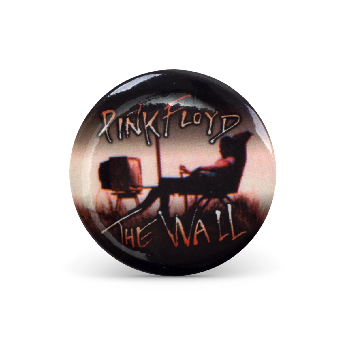 Roger Waters The Wall March Button