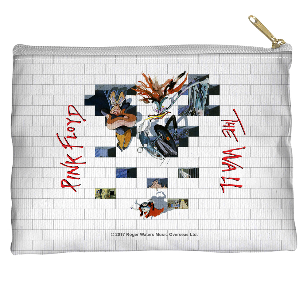 Roger Waters/The Wall 2 - Accessory Pouch  - [12.5 X 8.5]